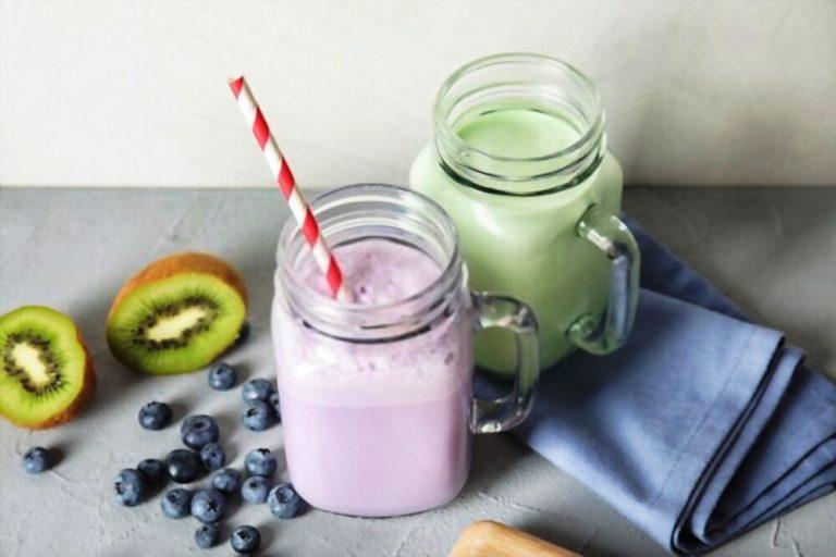 kiwi protein shake recipe